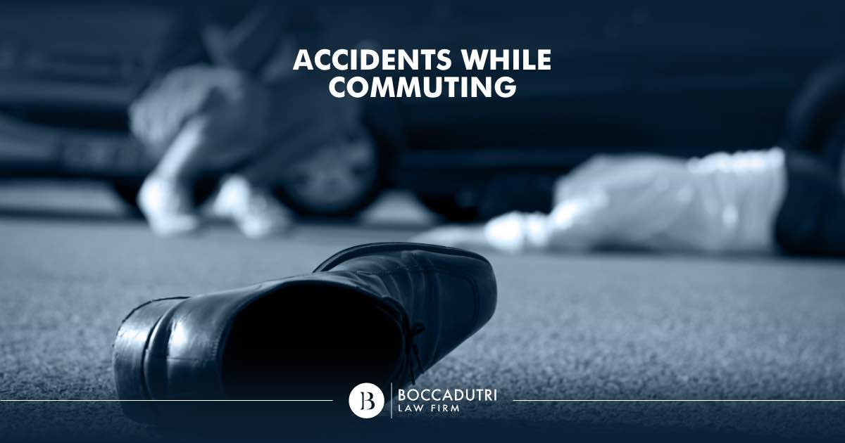 Accidents while commuting